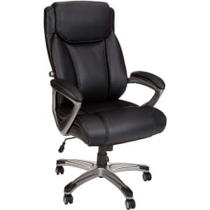 AmazonBasics Big & Tall Executive Desk Chair for $153