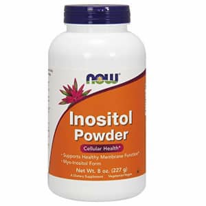Now Foods NOW Supplements, Inositol Powder, Neurotransmitter Signaling*, Cellular Health*, 8-Ounce for $21