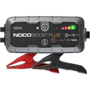 NOCO Jump Starters and Battery Chargers at Amazon: up to 54% off w/ Prime
