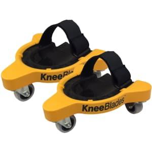 Milescraft KneeBlades Rolling Knee Pads for $55