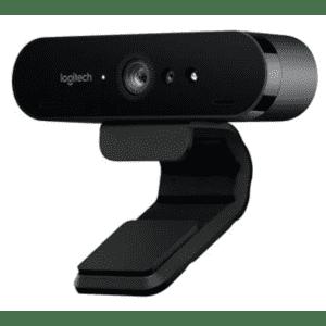 Logitech BRIO 4K Ultra HD Webcam for $144