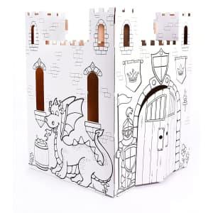 Easy Playhouse Fairy Tale Castle for $32