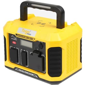 Togo 330W Portable Power Station for $205