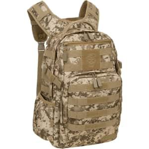 SOG Ninja Tactical Daypack Backpack for $25