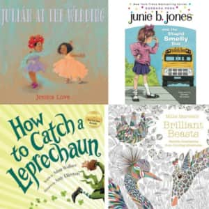 Book-Related Activities at Barnes & Noble: free