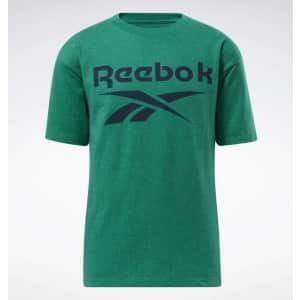Reebok Men's Logo T-Shirt for $8.25 for members