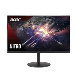 "Acer Nitro XV272U Pbmiiprzx 27"" WQHD (2560 x 1440) IPS Monitor with AMD Radeon FreeSync Technology, for $300"