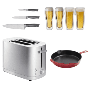 Zwilling, Henckels, and Staub at eBay: Up to 50% off