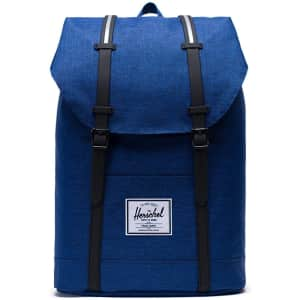 Herschel Supply Co. Retreat 19.5L Classic Backpack for $80