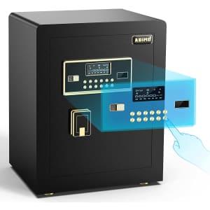 Adimo Safe Box 1.37-Cu. Ft. Cabinet Safe for $190