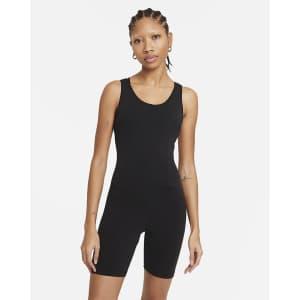 Nike Women's 1-Piece Sportswear Icon Clash Romper for $35