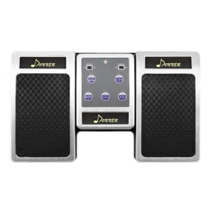 Donner Wireless Page Turner Pedal for Tablets / iPad for $36