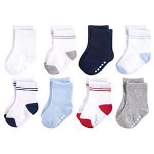Luvable Friends Unisex Baby Fun Essential Socks, Athletic, 12-24 Months for $26