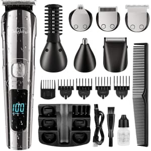 Brightup 11-in-1 Beard Trimmer Kit for $37