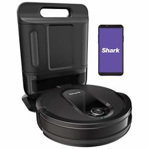 Shark IQ Robot Self-Empty XL RV101AE, Robotic Vacuum, IQ Navigation, Home Mapping, Self-Cleaning for $444