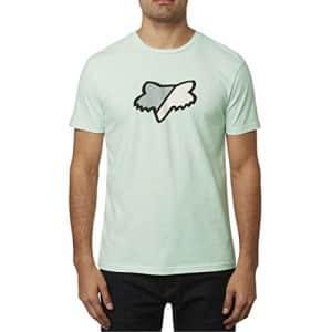 Fox Head Fox Men's Slasher Short Sleeve Airline Premium T-Shirt, Ice, M for $40