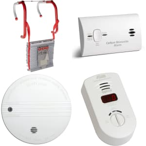 Kidde Fire Safety Products at Amazon: Up to 59% off