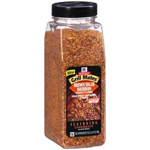 McCormick Grill Mates Brown Sugar Bourbon Seasoning, 27 oz for $11
