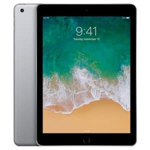 Apple iPad 32GB WiFi Tablet for $250