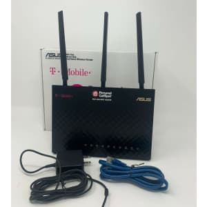 Asus T-Mobile Dual Band Wireless Router for $30