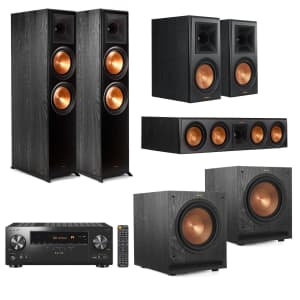 Klipsch Reference Premiere 5.2 Home Theater System Bundle for $2,399