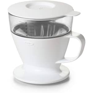 OXO Good Grips Brew 12-oz. Pour-Over Coffee Maker for $17
