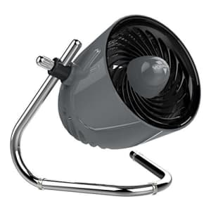 Vornado Pivot Personal Air Circulator Fan, Storm Gray for $36