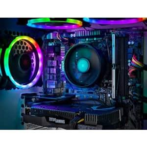 Skytech Archangel Gaming Computer PC Desktop RYZEN 5 2600X 6-Core 3.6 GHz, GTX 1660 6G, 500GB SSD, for $1,999