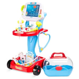Best Choice Play Doctor Mobile Cart for $45