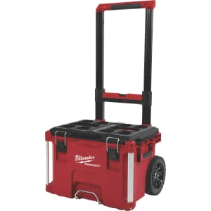 Milwaukee Packout Rolling Toolbox for $90