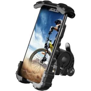 Lamicall Bike Phone Holder Mount for $17