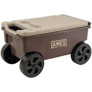 Ames True Temper AMES Buddy Lawn and Garden Cart for $80