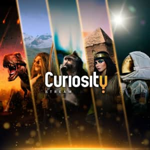 CuriosityStream Documentary Streaming 12-Month HD Subscription: $16/year for members