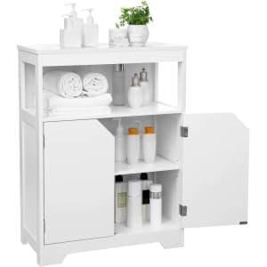 Vasagle Bathroom Storage Cabinet for $83