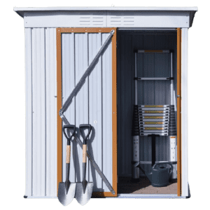 Dolihome 5-x 3-Ft. Outdoor Storage Shed for $226