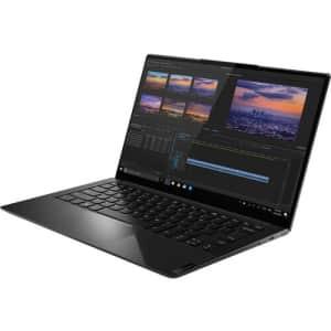 "Lenovo IdeaPad Slim 9 11th-Gen i7 14"" Touch Laptop for $1,199"