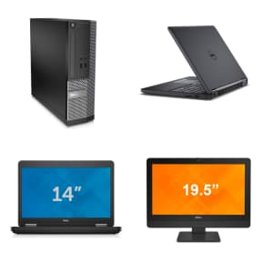 Dell Refurbished Store Sale: Up to 50% off