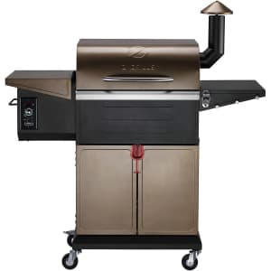 Z GRILLS 8-in-1 Wood Pellet Grill and Smoker for $439