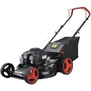 """Pulsar Gasoline Powered 21"""" Lawn Mower for $299"""