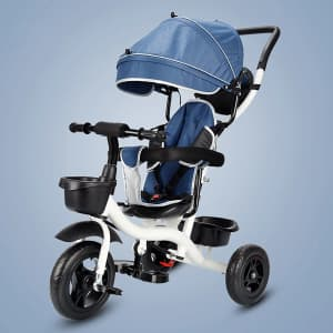 3-in-1 Convertible Stroller for $45