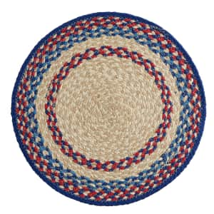 Celebrate Americana Together Braided Placemat for $6