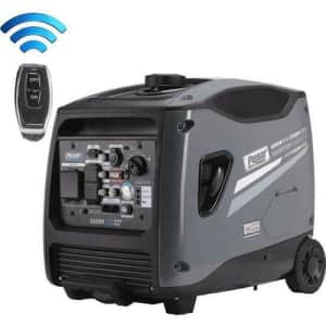 Pulsar 4,500W Portable Inverter Generator for $682 for $682