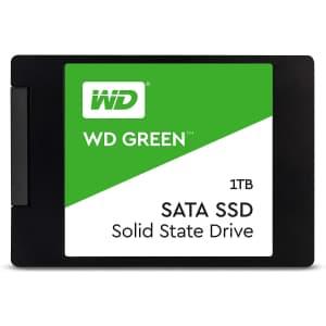 "WD Green 1TB 2.5"" Internal SSD for $90"
