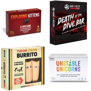 Card & Board Games at Amazon: Prime Day Prices