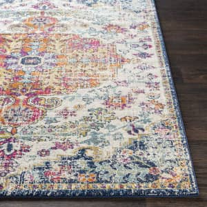 Artistic Weavers Odelia Updated Traditional Rug for $38