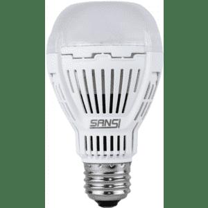 8W Dusk to Dawn Light Bulb 2-Pack for $10