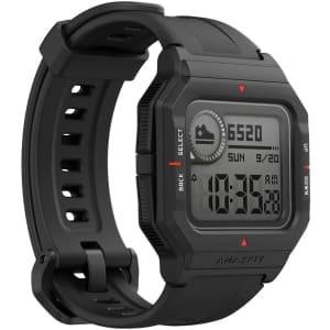 Amazfit Neo Fitness Retro Smartwatch for $40