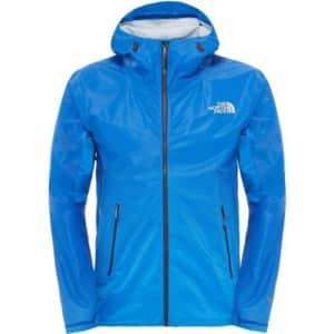 The North Face Men's Fuse Form Dot Matrix Waterproof Jacket for $61