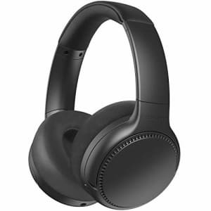 Panasonic RB-M700B Deep Bass Wireless Bluetooth Immersive Headphones with XBS DEEP, Bass Reactor for $120
