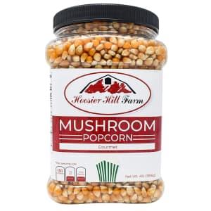 Hoosier Hill Farm Mushroom Popcorn 4-lb. Jar for $8.36 via Sub & Save